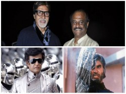 Robot 2 Enthiran 2 Amitabh Bachchan Share Screen Space Rajinikanth