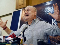 Intolerance Debate Actor Anupam Kher To Lead March For India