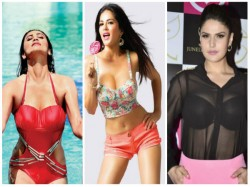 What S Happening Between Sunny Leone Zarine Khan And Daisy Shah