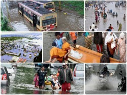 Tamil Nadu Chennai Flood Death Toll 72 Army Air Force Help In Rescue
