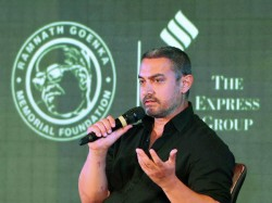 Aamir Khan Joins Intolerance Debate Says Wife Even Suggested Leaving India