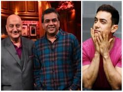 Aamir Khan S Intolerant India Remark Gets Anupam Kher Paresh Rawal React On Twitter