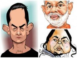 Funny Aamir Khan Intolerance Joke