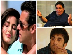 Salman Khan Katrina Kaif Past Love Life Causes Issues For Ranbir Father Rishi Kapoor