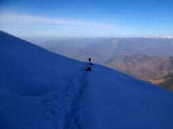 Winter Trekking In Indian Himalyas