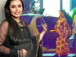 A Bundle Of Joy Rani Mukerji Delivers A Baby Girl Names The New Born Adira