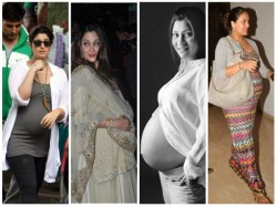 Bollywood Actresses Who Showed Off Their Baby Bump Publicly