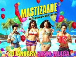 Mastizaade Teaser And Poster Is It Vulger