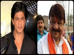 Intolerance Debate Srk Apologise Kailash Attacks Again