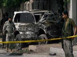 Jakarta Indonesia Explosion Firing Un Office