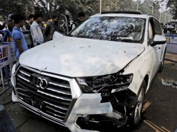 First Arrest Made By Kolkata Police In Red Road Hit And Run Case