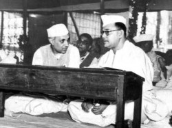 Jawaharlal Nehru Letter Called Netaji Subhash Chandra Bose A War Criminal