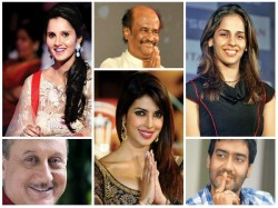 Government Announces Padma Awards For Rajnikanth Sania Mirza Priyanka Chopra