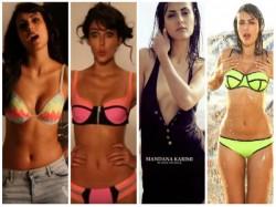 Bigg Boss 9 Fame Mandana Karimi Shows Off Her Toned Body In Bikini
