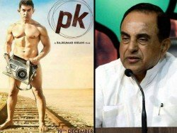 Aamir Khan Collaborated With Pak S Isi To Promote His Film Pk Subramanian Swamy