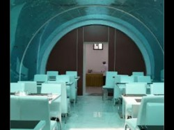 India S First Underwater Restaurant Inaugurated Ahmedabad