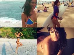 Hot Bikini Pics Of Lisa Haydon