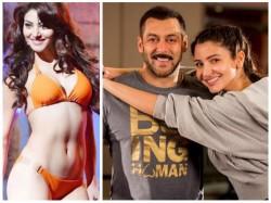 Urvashi Rautela Desperately Tried Replace Anushka Sharma Salman Sultan