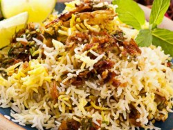 Non Veg Mutton Keema Biryani Recipe