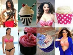 Bikini Pics 10 Cupcakes That Match Sunny Leones Bikinis