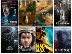 Oscars 2016 Complete Winners List