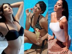 Hottest Pics Of Housefull 3 Babes Lisa Haydon Jacqueline Nargis
