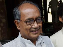 Gandhiji Tilak Were Also Held Under Sedition Charge Digvijay