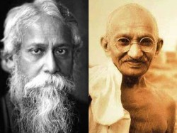 A Journalist Not Tagore Gave Mahatma Title To Gandhiji