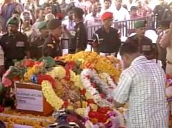 Lance Naik Hanamanthappa Last Rites In Karnataka Today