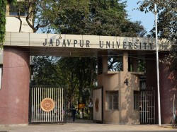 Controversy Anti National Slogan Raised In Jadavpur University