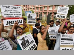 Jnu Row Delhi Cops Arrest Sar Geelani For Organising Afzal Guru Event