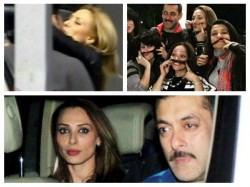 Salman Khan Caught Kissing Iulia Vantur Rare Pics Of Love