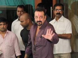 Good News Sanjay Dutt S Fan Bollywood Actor To Walk Free Thursday