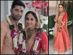 Urmila Matondkar Gets Married See Her Wedding Pictures Here