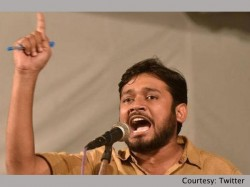 Jnu Kanhaiya Kumar Says Indian Army Rapes Women Kashmir
