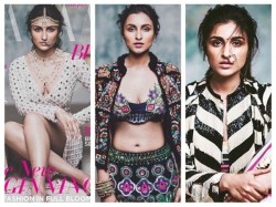 Parineeti Chopra Sultry Sensual Hot New Harpers Bazaar Photoshoot