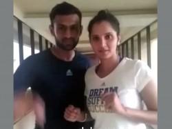 India Pakistan Sania Shoaib Cricket Dispute Video Ad Gone Viral