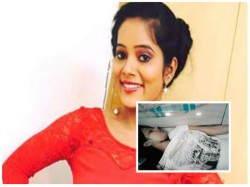 Tv Anchor Nirosha Commits Suicide In Hyderabad After Skype Call
