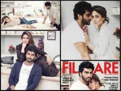 Kareena Kapoor Arjun Kapoor Filmfare Cover Photoshoot April 2016 Pics