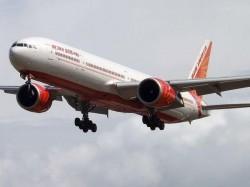 Hour Delay For Air India Kolkata Delhi Flight