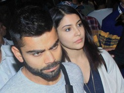 Virat Kohli Gets Angry Says To Not Make Fun Of Anushka Sharma
