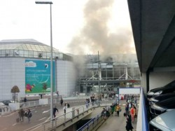 Brussels Airport Rocked Two Explosions