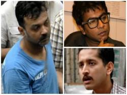 Srijit Mukherjee Parambrata Chatterjee Rudranil Ghosh In Legal Soup
