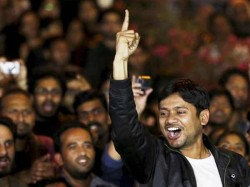 Jnu Row Kanhaiya Kumar Attacks Narendra Modi And His Govt