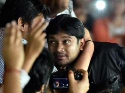 Jnu Row Kanhaiya Kumar Slapped Inside Campus Reports