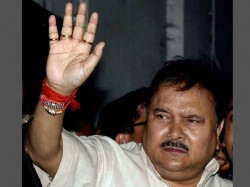 Saradha Chit Fund Accused Madan Mitra Urges For Parole