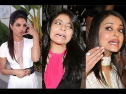 Funny Pics Of Bollywood Celebs Clicked At The Wrong Time