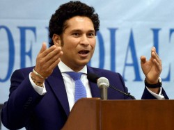 Facing Camera More Challenging Than Playing Cricket Sachin Tendulkar