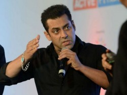 Salman Khan Irked By Photo Journalist Yet Again