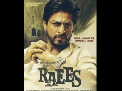 Shahrukh Khan Starrer Raees To Release In